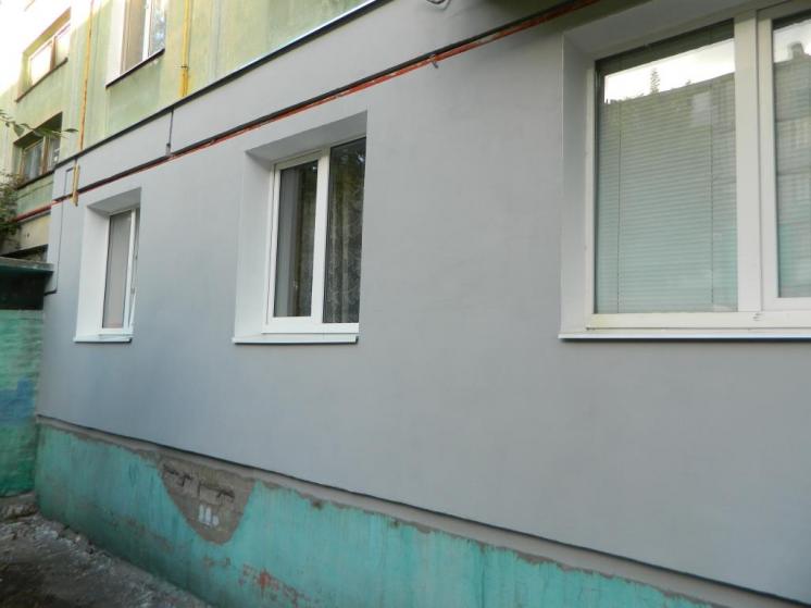 Фасадные работы в Днепре