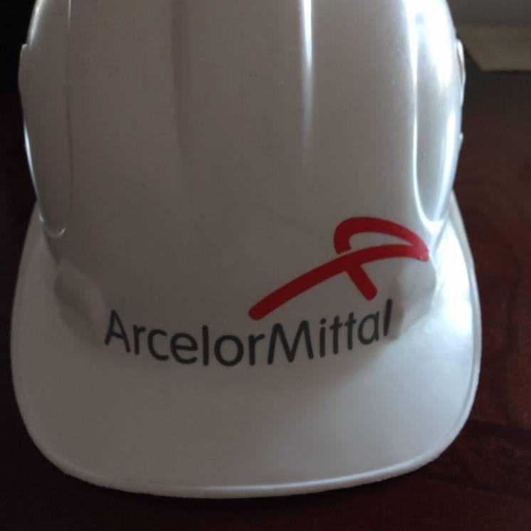 Каска для металлургов, строителей
