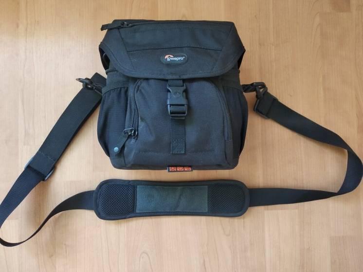 Новая сумка Сумка Lowepro Nova 160 AW (Black).