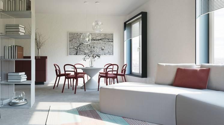 Дизайн интерьера квартир и коттеджей в Киеве