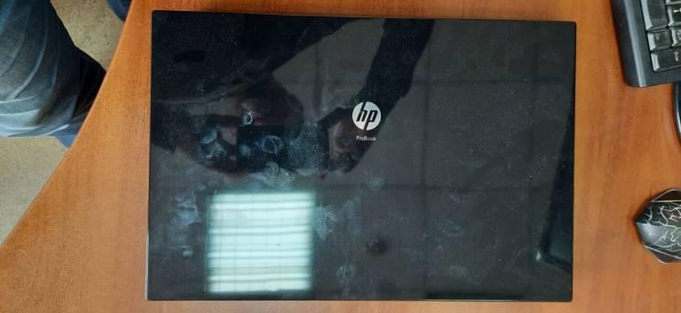 Ноутбук HP 4510s разборка