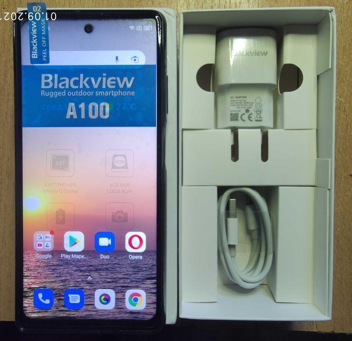 Смартфон Blackview A100, 6/128 ГБ, 6,67 дюйма