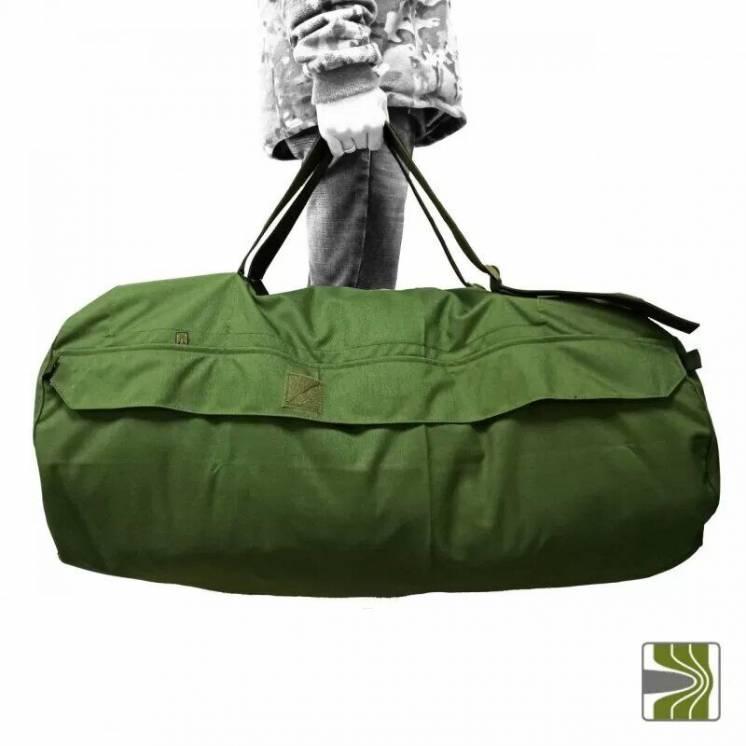 Армейский баул сумка на 110 литров  вещмешок рюкзак гордской