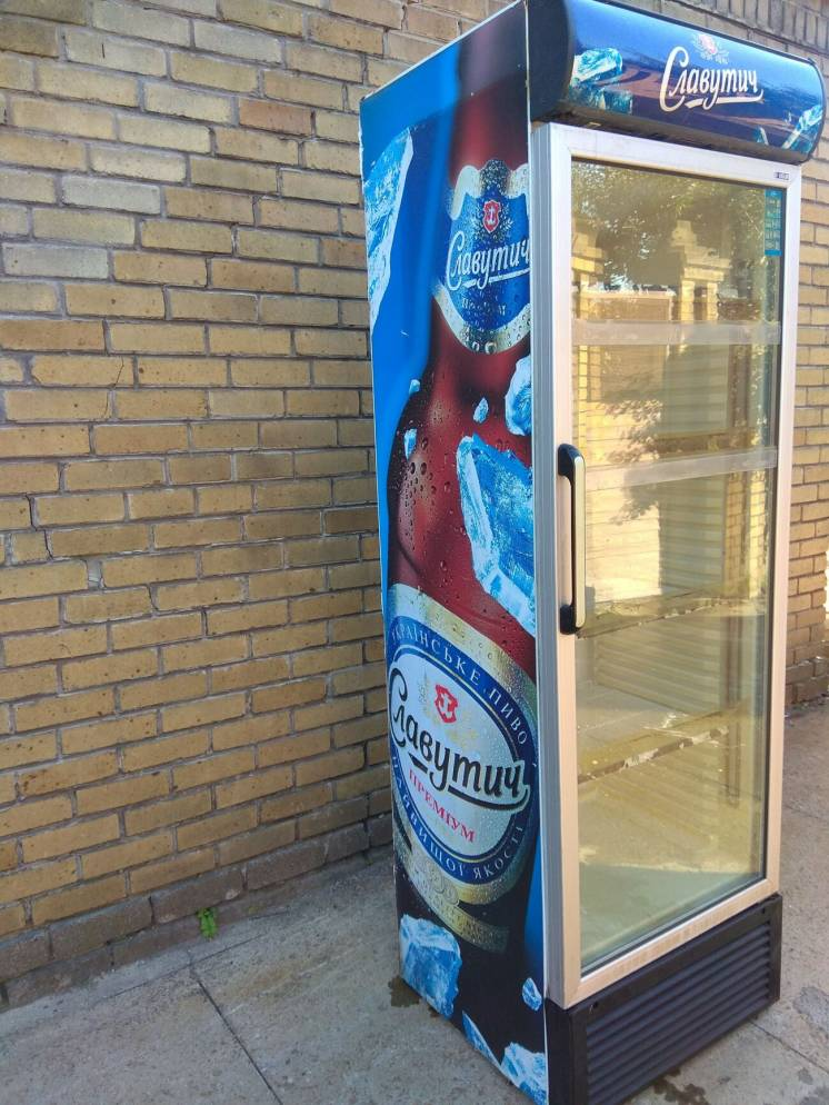 Холодильний шкаф/ холодильная витрина/ Торговая витрина UGUR USS-440