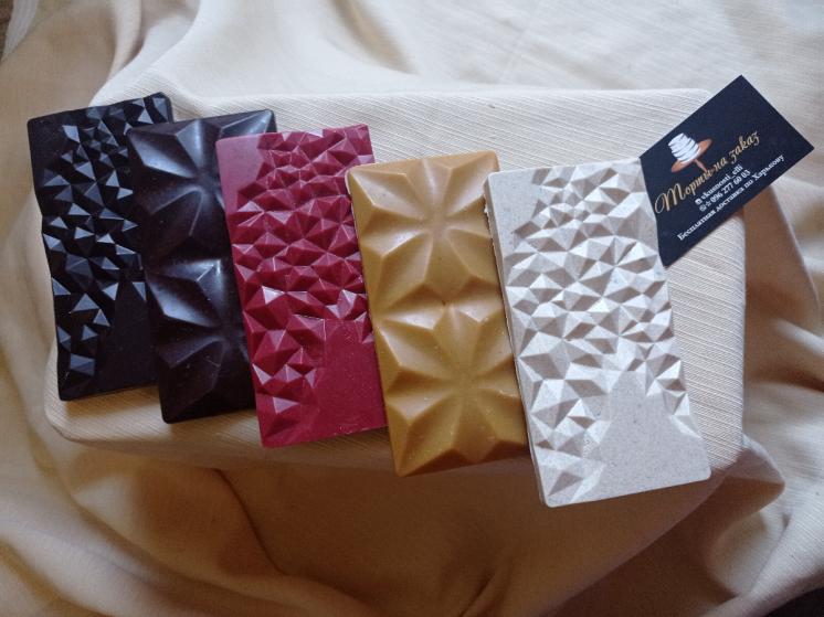 Крафтовый шоколад