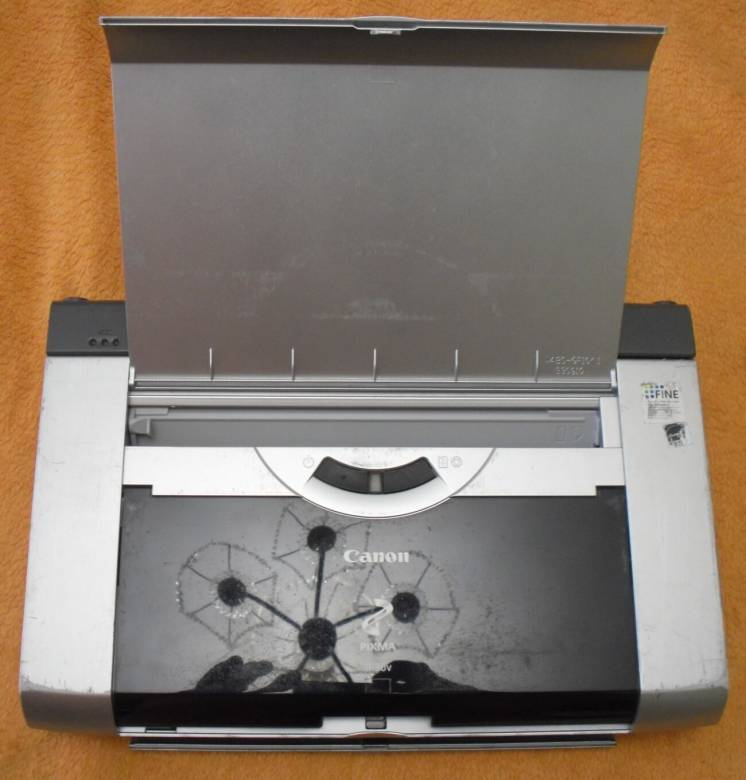 Мобильный принтер Canon IP90