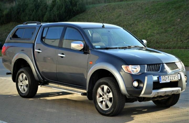 Продам Mitsubishi L200 рассрочка на 12 месяцев