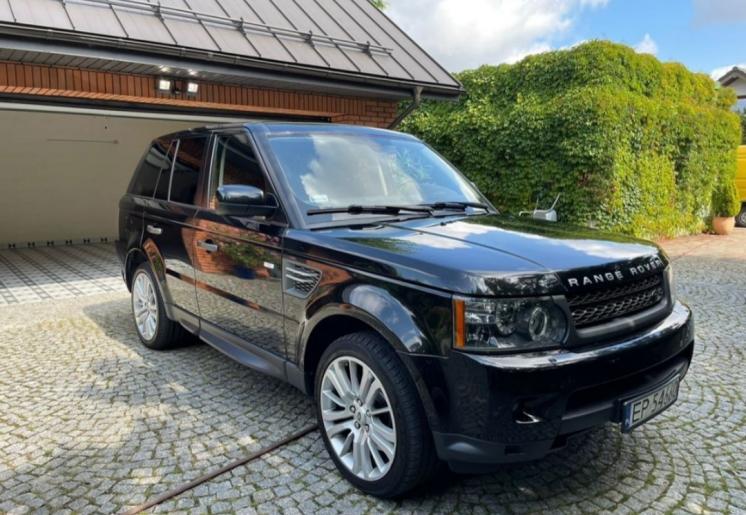 Продам Lange Rover Sport