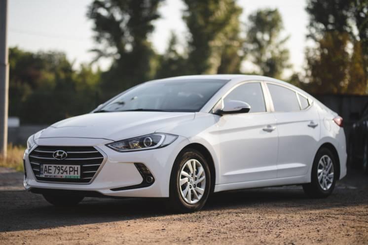 Hyundai Avante 2016 Lpi