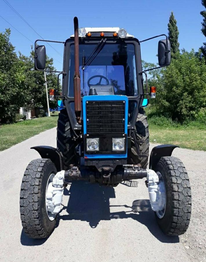 Трактор МТЗ 82.1 2016
