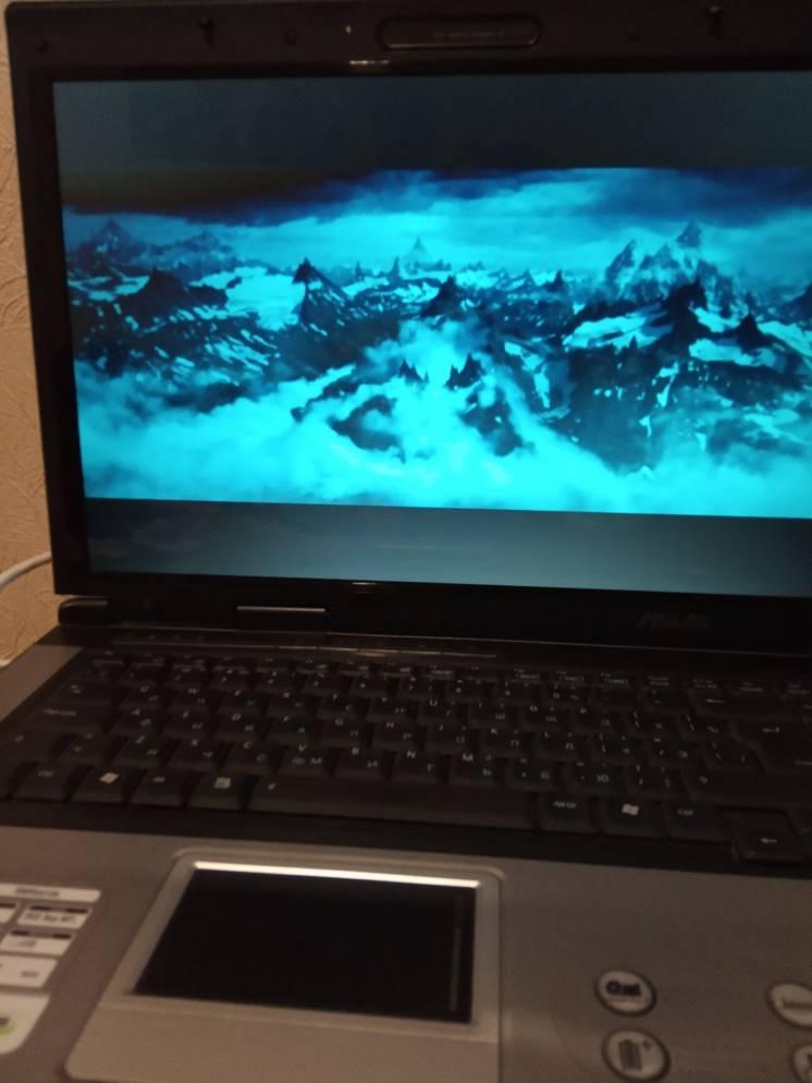Игровой Ноутбук ASUS X50V