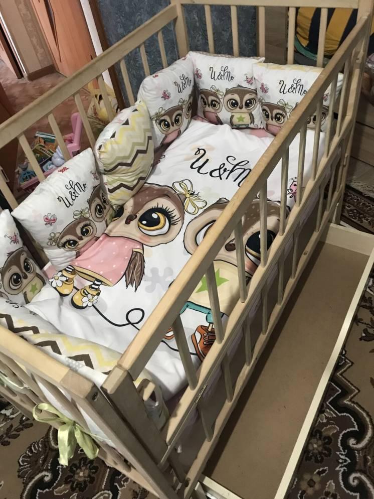 Продам кроватку дитячу