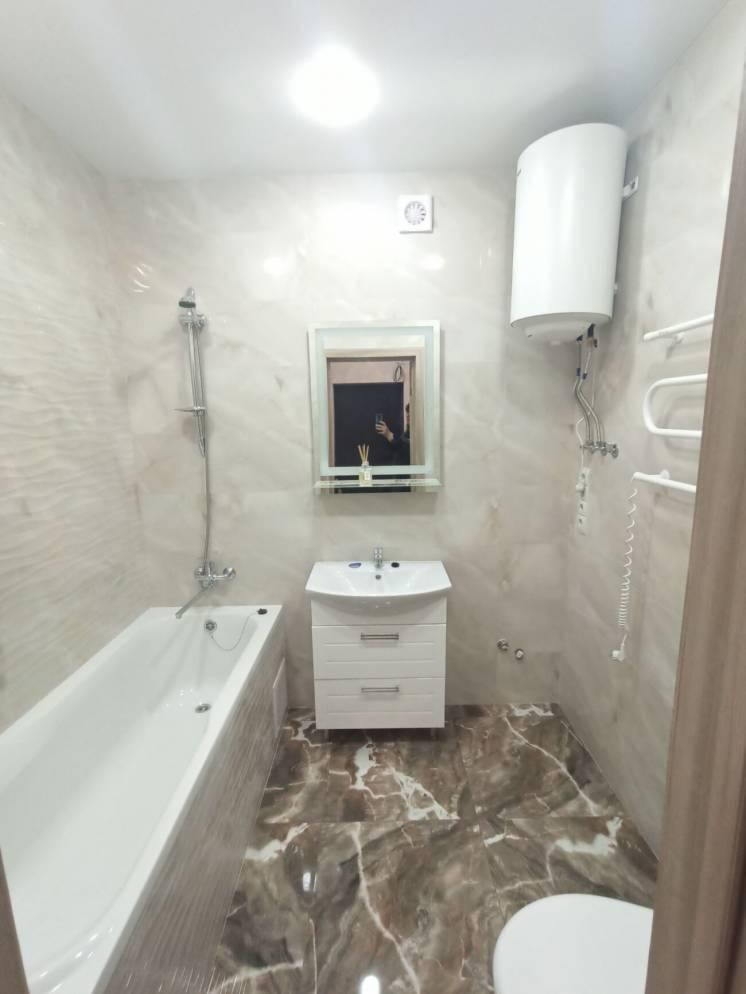 Продам 2к квартиру в новострое с ремонтом в ЖК