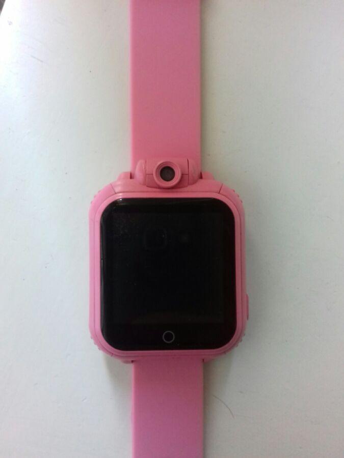 Детские смарт-часы Smart Baby Watch Q200 с GPS Б/У