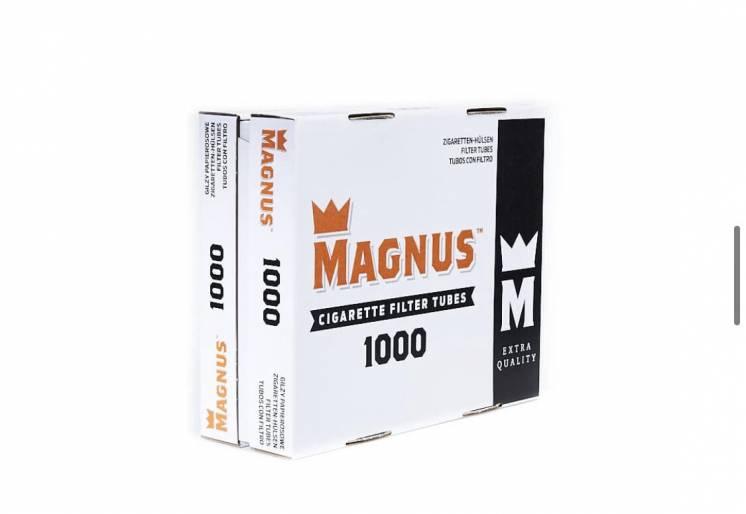 Сигаретные Гильзы Magnus