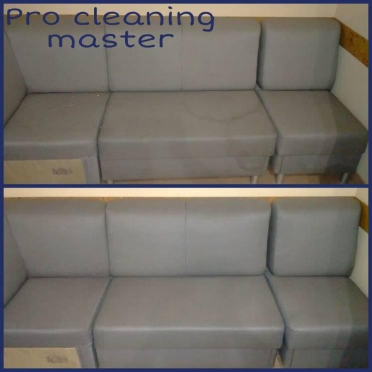 Хімчистка меблів, миття вікон, клінінг