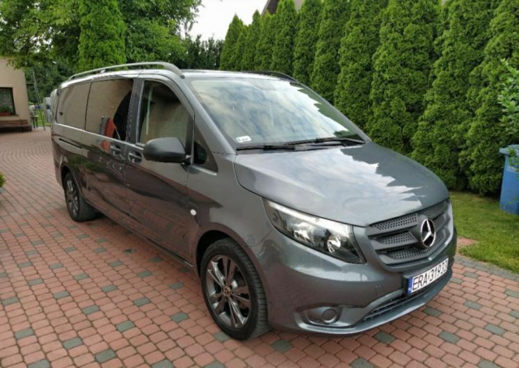 Mercedes Benz Vito Tourer 2018  Авто из Европы Кредит Лизинг