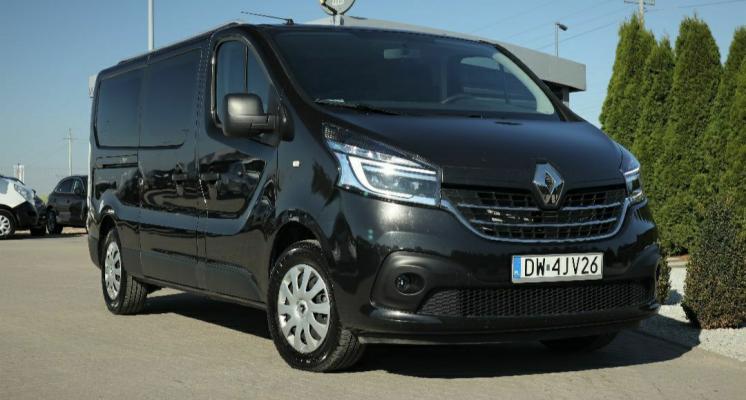 Renault Trafic 2020 2.0 Diesel Авто из Европы Кредит Лизинг