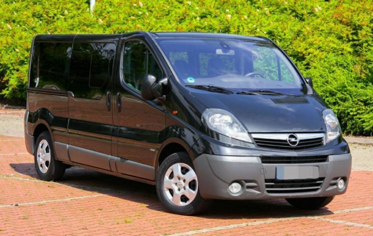 Opel Vivaro 2014 2.0 Diesel Авто из Европы Кредит