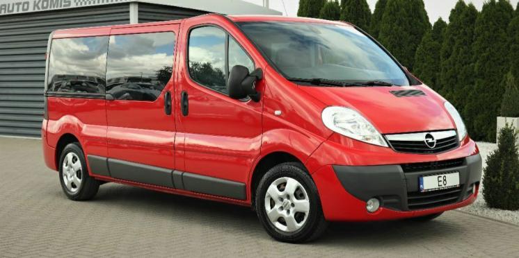 Opel Vivaro 2012 2.0 Diesel Авто из Европы Кредит Лизинг