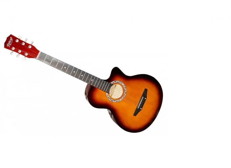 Гитара акустическая Polcraft C38 3TS 3/4