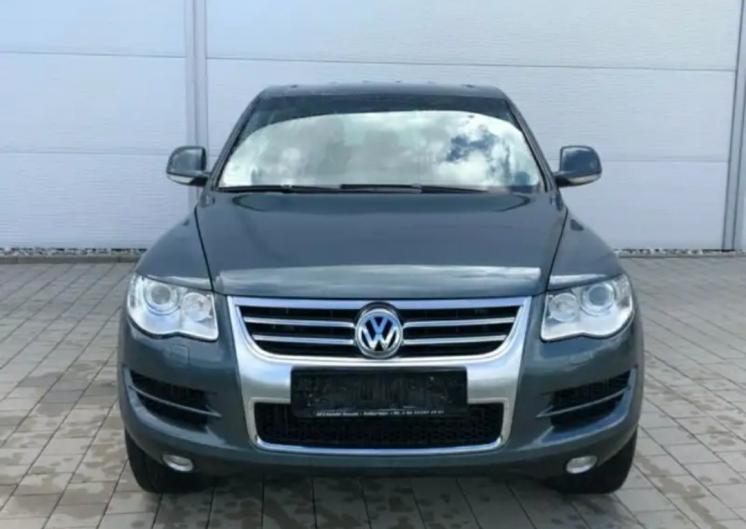 Volkswagen Touareg 4x4 2007  Авто из Европы Кредит Лизинг