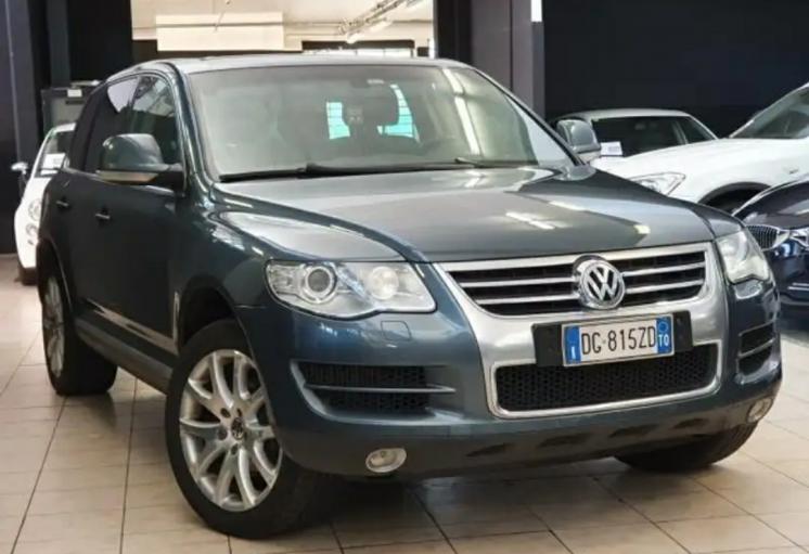 Volkswagen Touareg 2007 4x4  Авто из Европы Кредит Лизинг