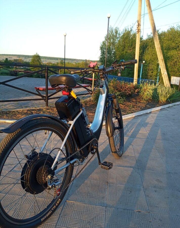 Електровелосипед 60в 2кв
