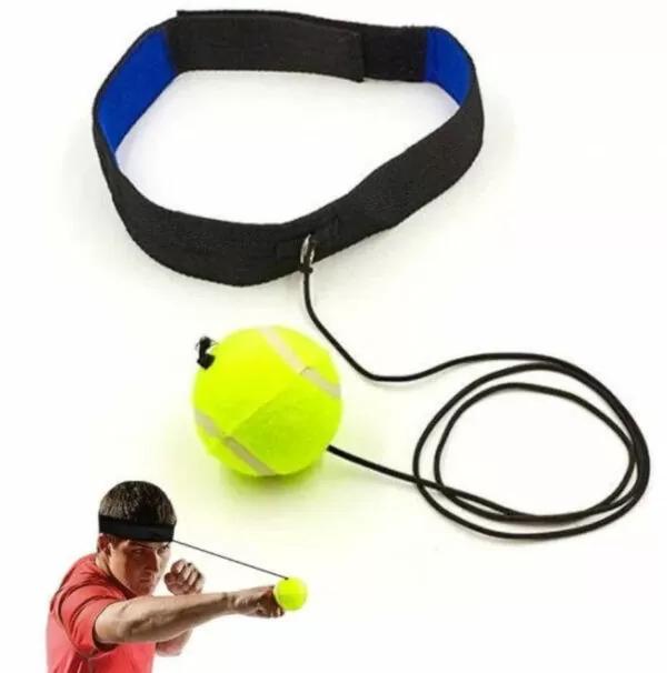 Тренажер для бокса boxing ball  Мяч для отработки ударов  Боксерский