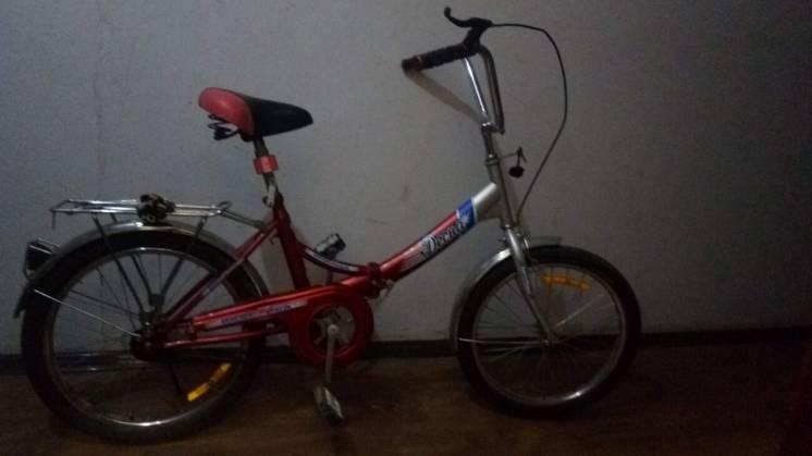 Срочно!!!!Продам велосипед складной