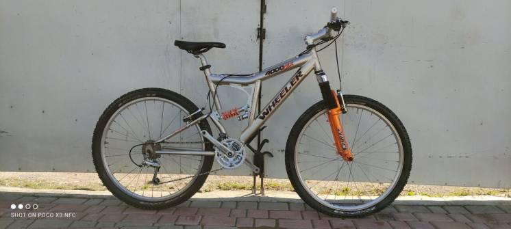 Велосипед WHELLER ALU - з Німеччини