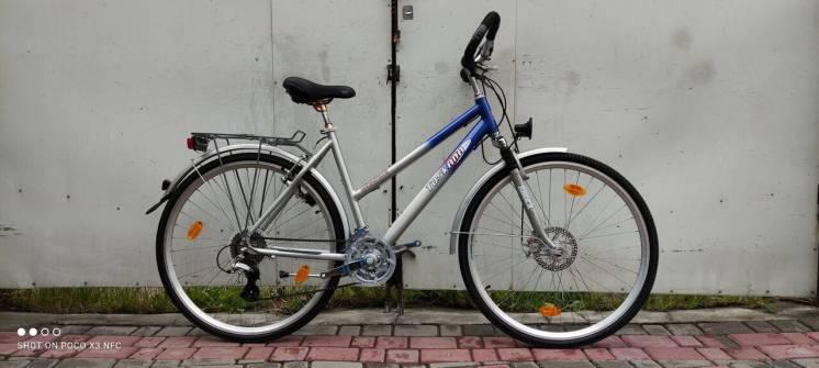 Велосипед TOSKANA ALU 28 Колеса - з Німеччини