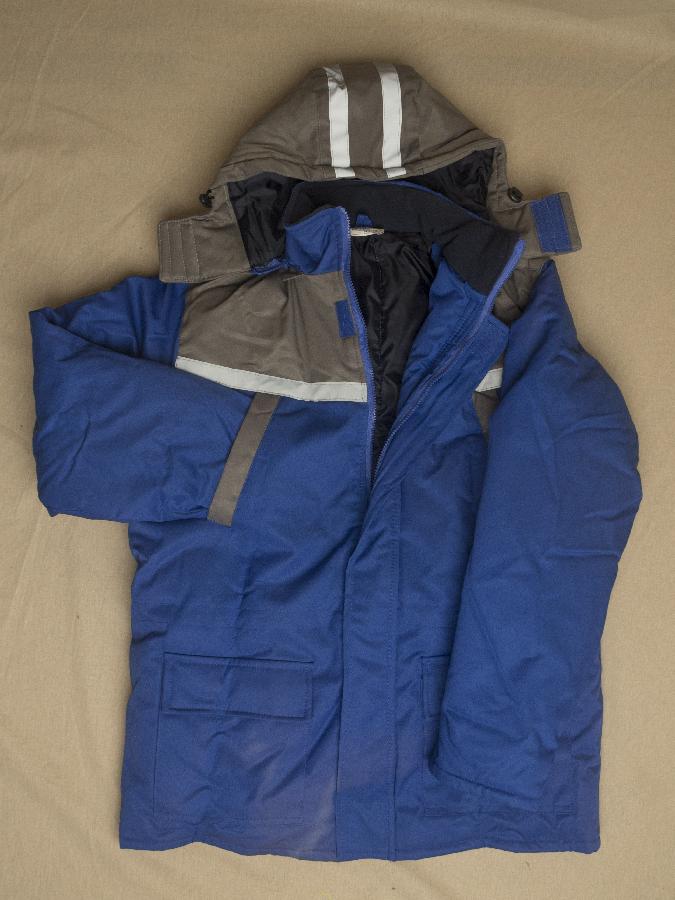 Зимовий одяг робочий. Окремо та комбінезон