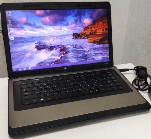 Надежный ноутбук HP 630 (core i3, 4 гига, тянет танки).