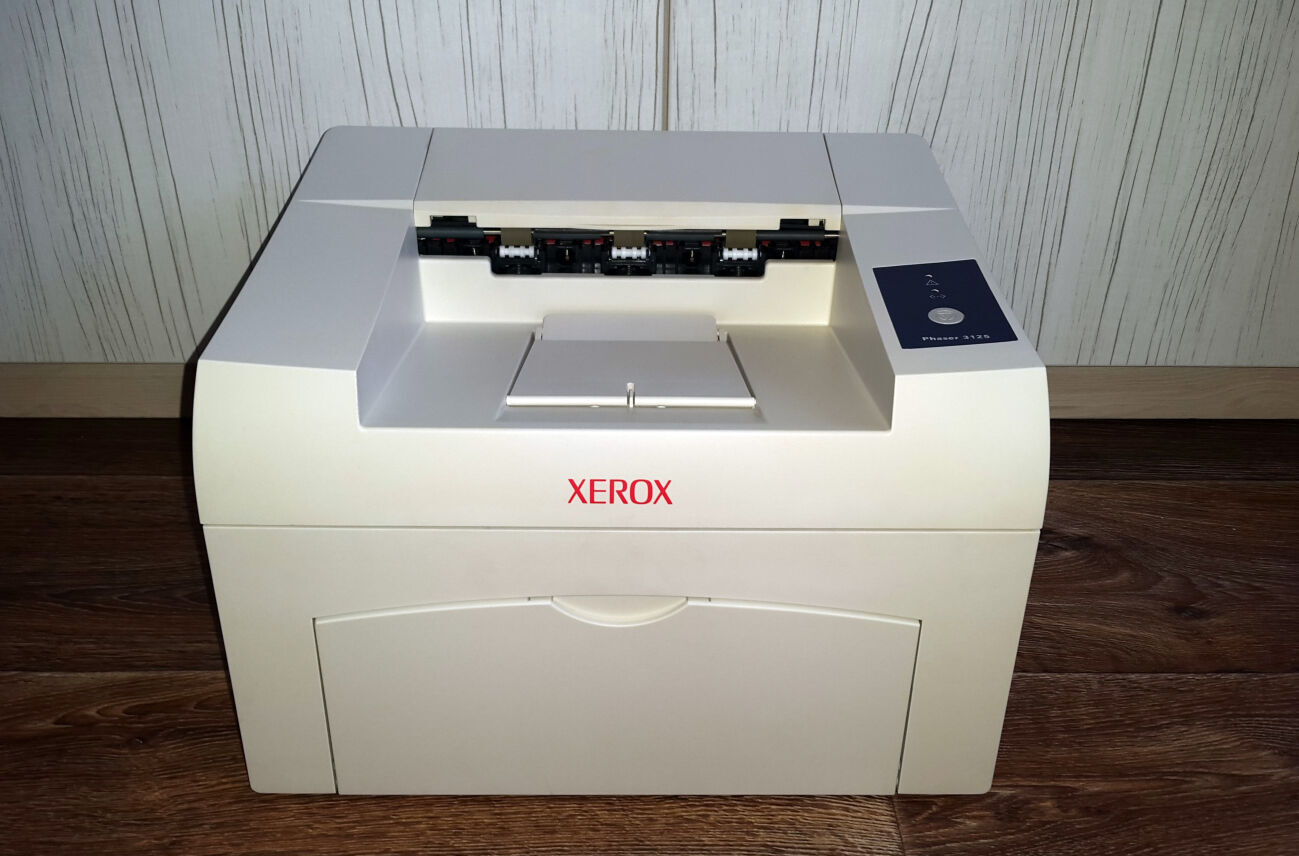 Xerox 3125 он же Samsung Ml-2015/2510 в идеальном состоянии. гарантия!
