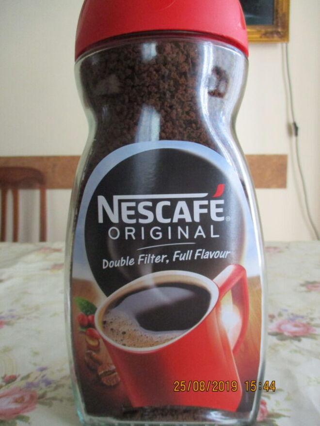 Nescafe Original 300g стекло из Bеликобритании