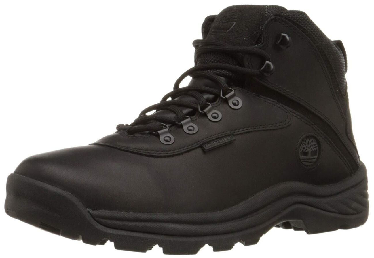 Кожаные непромокаемые ботинки Timberland сша оригинал 42-44