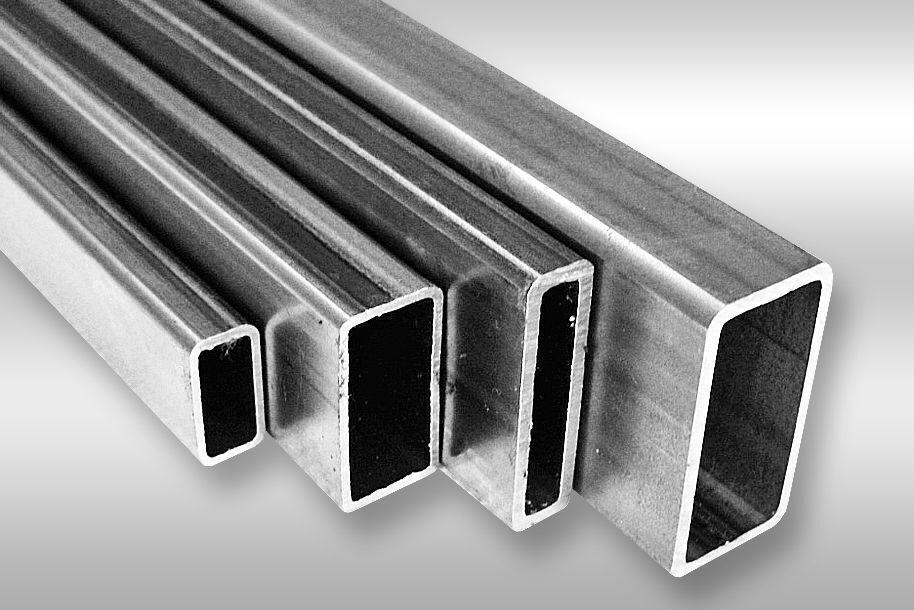 Алюмінієва труба прямокутна 20x10x2,0