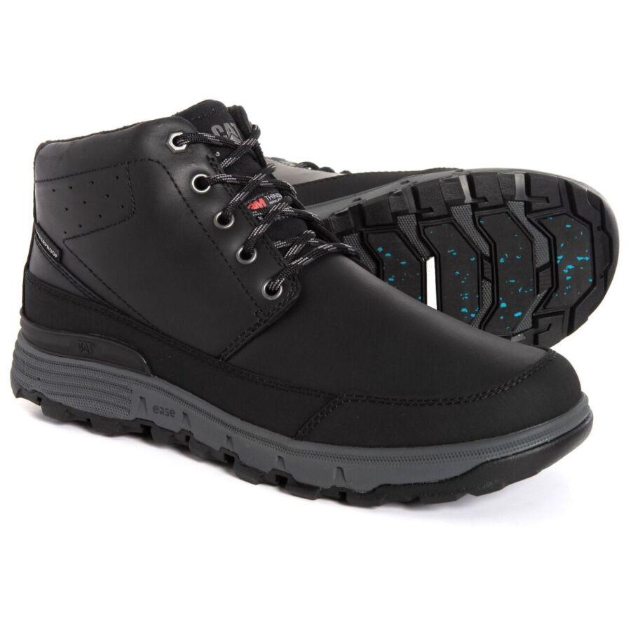 Теплые непром-мые   ботинки Caterpillar Drover Ice оригинал 42-44