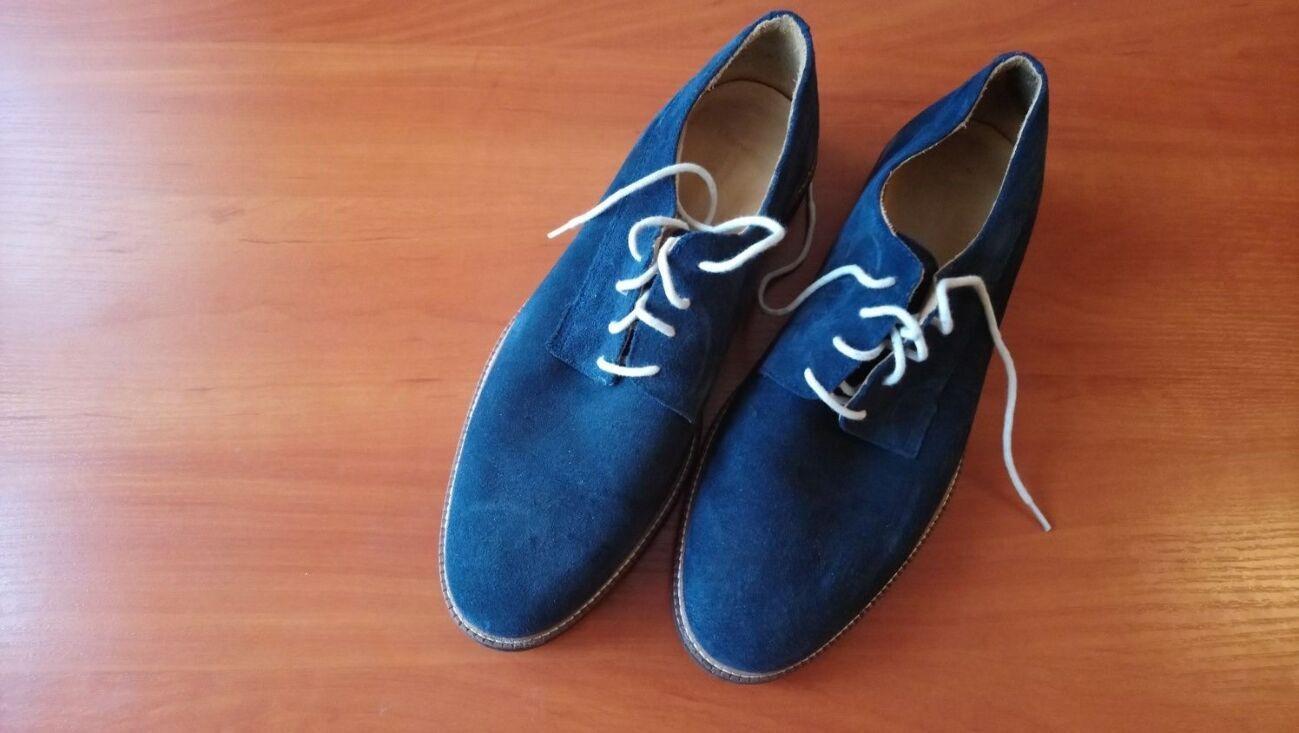 Туфли мужские Mango