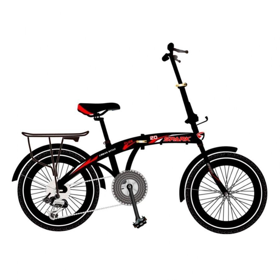 Велосипед Spark Fuze
