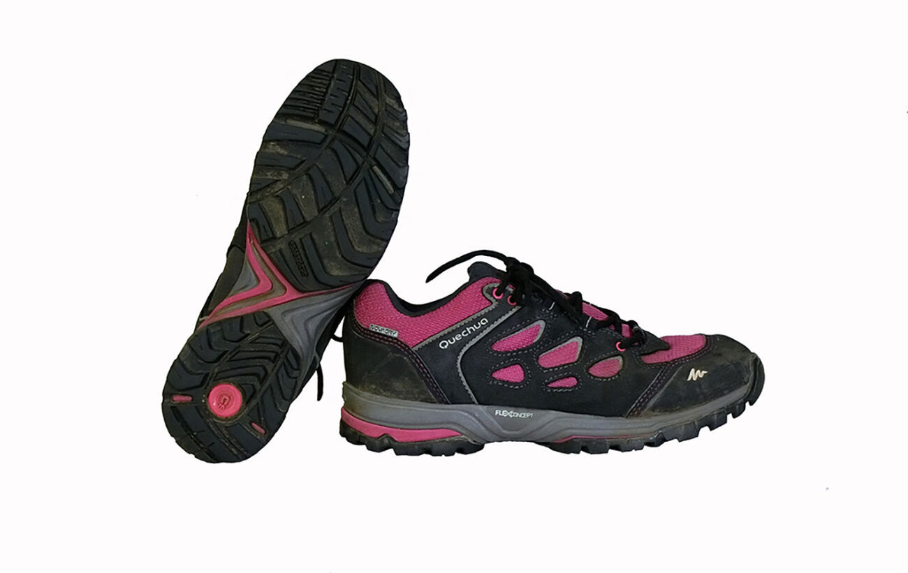 Горные кроссовки. размер 36/23 см. туризм, альпинизм.