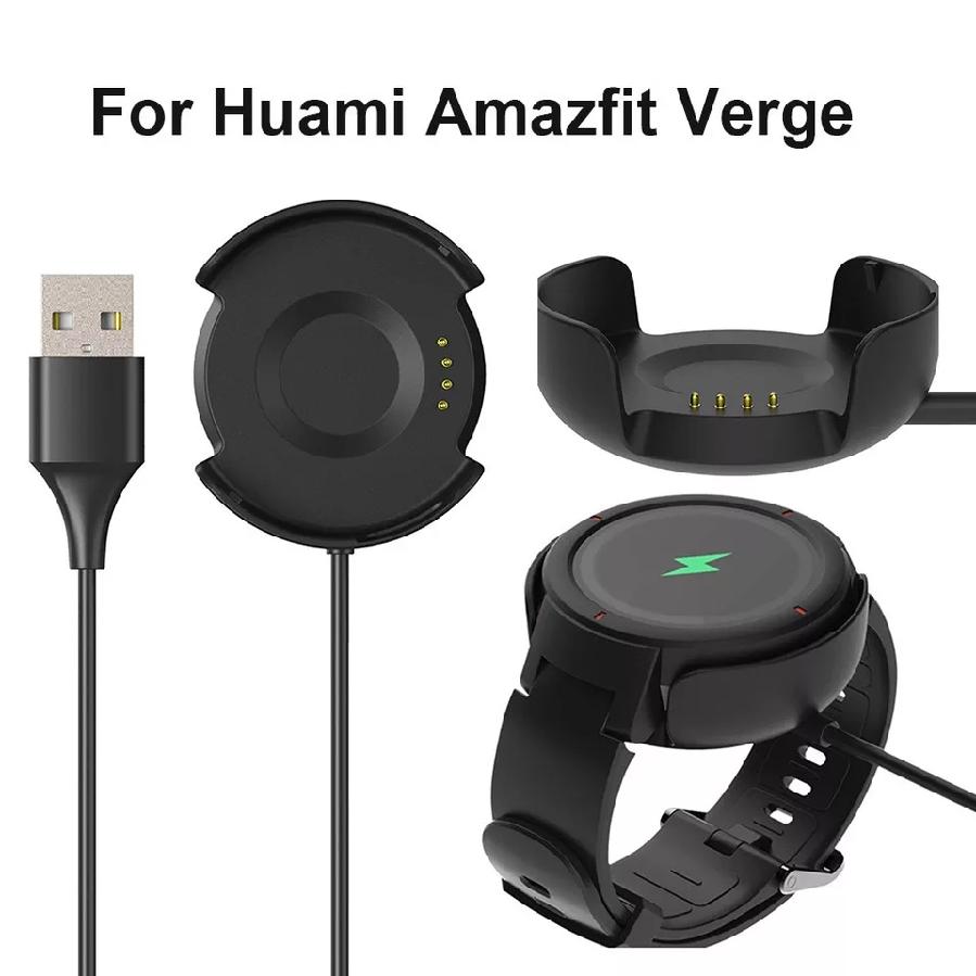 Новые зарядные устройства Sk Xiaomi Amazfit Verge Black.