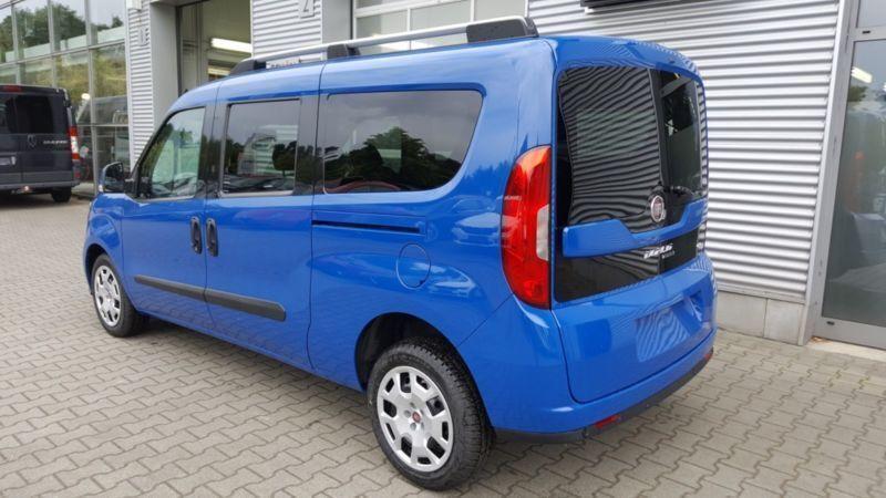 Fiat Doblo 1.6i газ/бензин