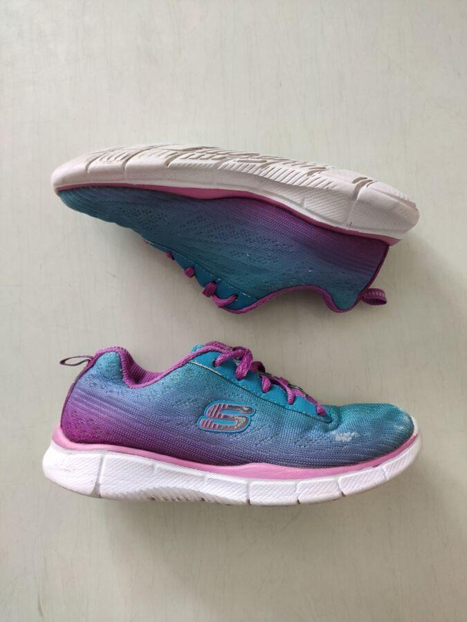 Skechers лёгкие дышащие кроссовки 28 размер