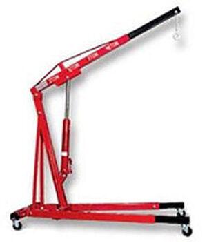 Кран гидравлический складной 1000 кг Zx0601А китай.