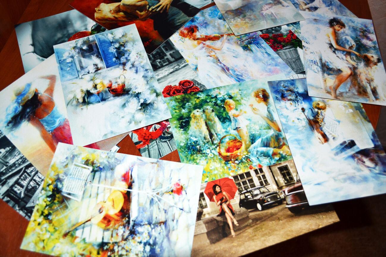 Магазин открыток для посткроссинга в рязани, вконтакте