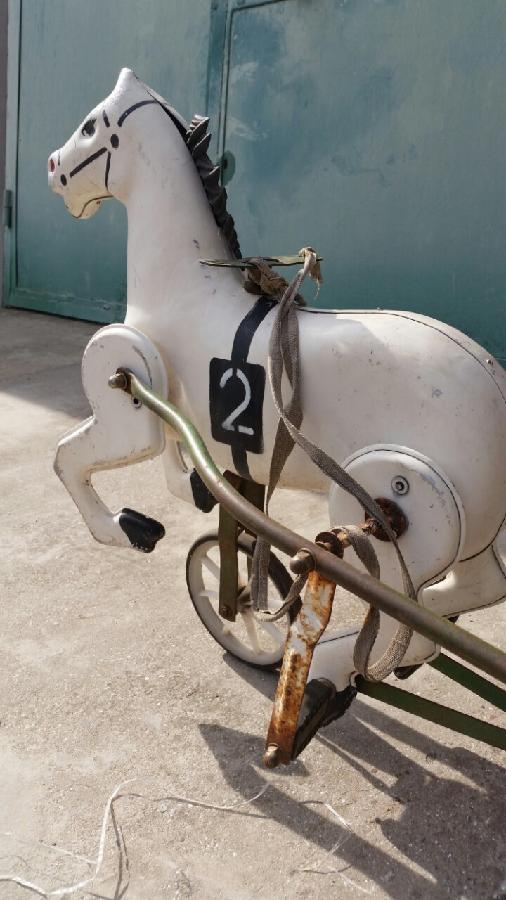 Продам коня педального