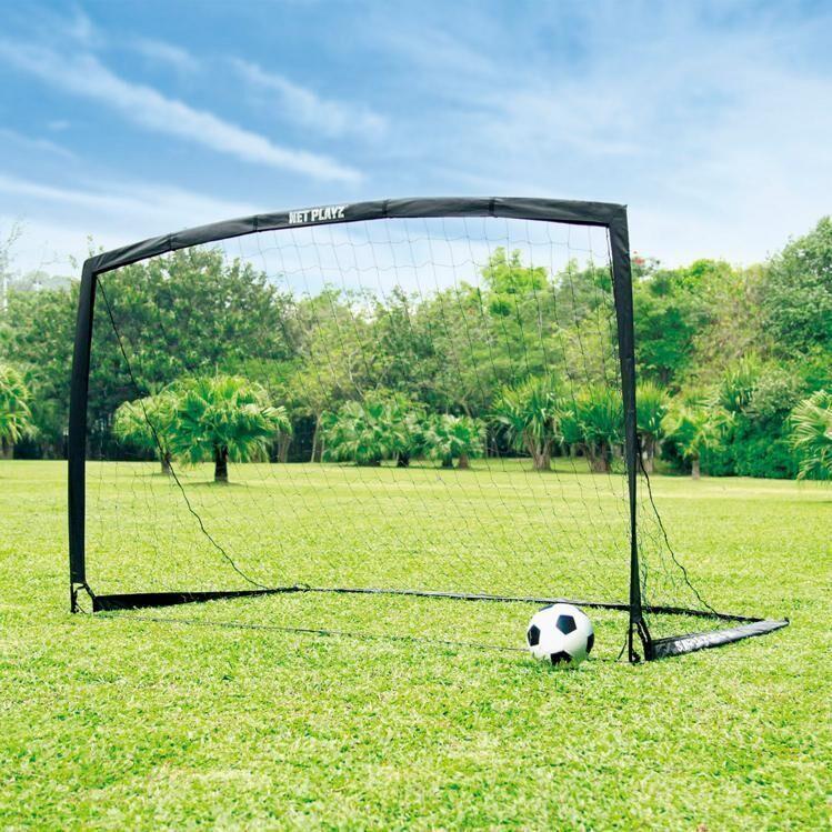 Футбольные ворота складные Net Playz Soccer Simple