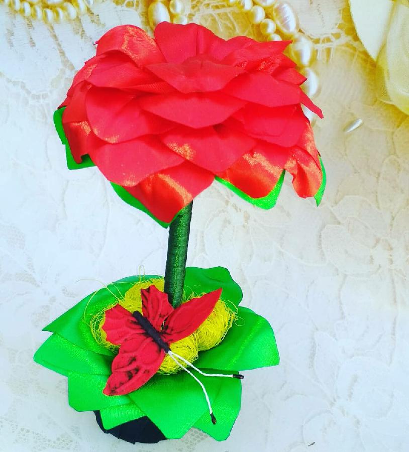 Ручки-розы, сувенир, подарок